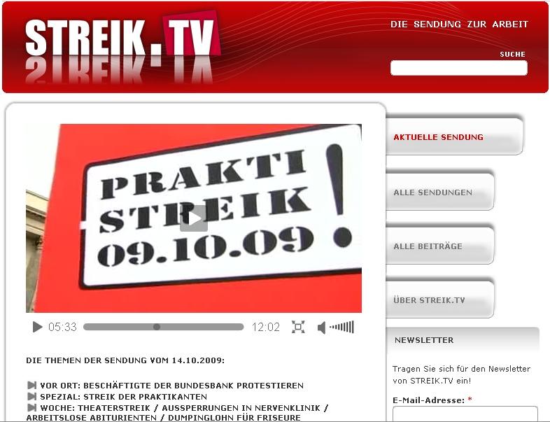 Streik TV